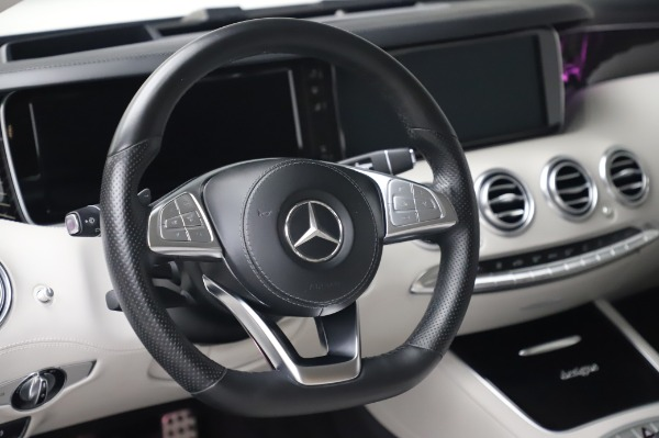 Used 2015 Mercedes-Benz S-Class S 550 4MATIC for sale Sold at Pagani of Greenwich in Greenwich CT 06830 18