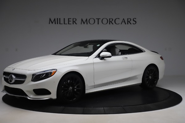 Used 2015 Mercedes-Benz S-Class S 550 4MATIC for sale Sold at Pagani of Greenwich in Greenwich CT 06830 2