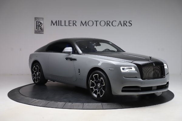 Used 2017 Rolls-Royce Wraith Black Badge for sale $269,900 at Pagani of Greenwich in Greenwich CT 06830 10