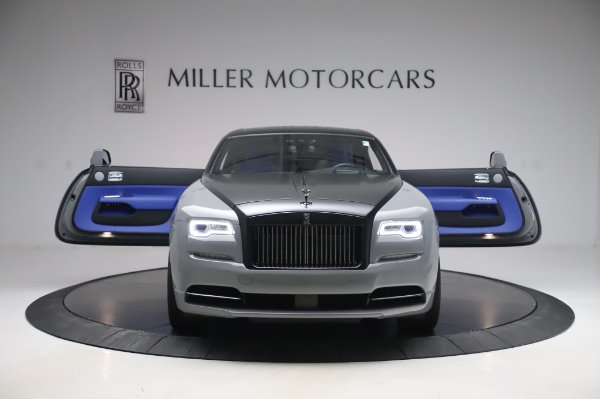 Used 2017 Rolls-Royce Wraith Black Badge for sale $269,900 at Pagani of Greenwich in Greenwich CT 06830 11