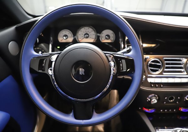 Used 2017 Rolls-Royce Wraith Black Badge for sale $269,900 at Pagani of Greenwich in Greenwich CT 06830 16