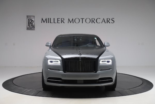 Used 2017 Rolls-Royce Wraith Black Badge for sale $269,900 at Pagani of Greenwich in Greenwich CT 06830 2