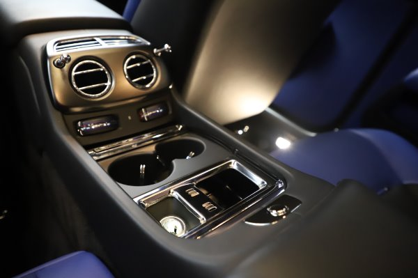 Used 2017 Rolls-Royce Wraith Black Badge for sale $269,900 at Pagani of Greenwich in Greenwich CT 06830 26