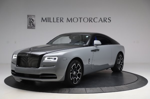 Used 2017 Rolls-Royce Wraith Black Badge for sale $269,900 at Pagani of Greenwich in Greenwich CT 06830 3