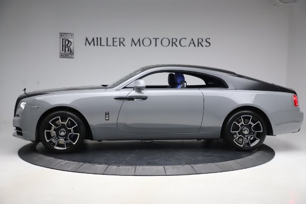 Used 2017 Rolls-Royce Wraith Black Badge for sale $269,900 at Pagani of Greenwich in Greenwich CT 06830 4