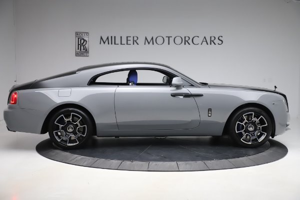 Used 2017 Rolls-Royce Wraith Black Badge for sale $269,900 at Pagani of Greenwich in Greenwich CT 06830 8