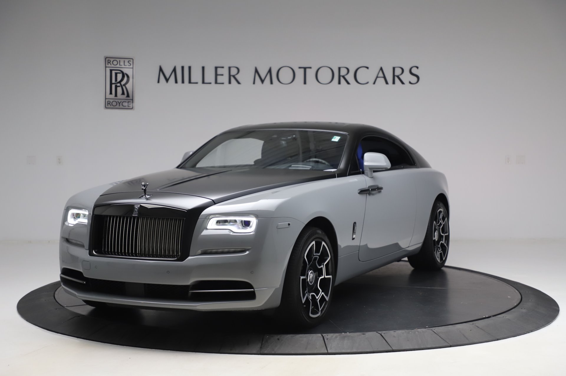 Used 2017 Rolls-Royce Wraith Black Badge for sale $269,900 at Pagani of Greenwich in Greenwich CT 06830 1