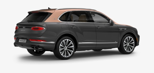 New 2021 Bentley Bentayga V8 First Edition for sale $257,035 at Pagani of Greenwich in Greenwich CT 06830 3