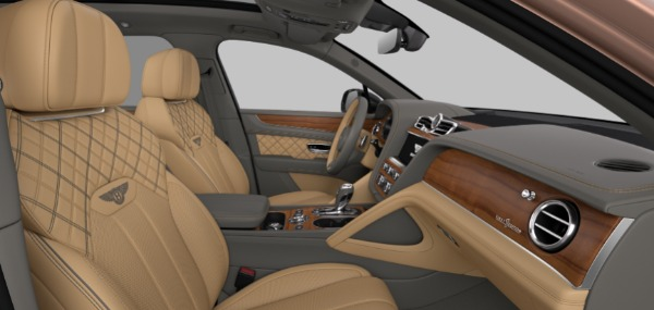 New 2021 Bentley Bentayga V8 First Edition for sale $257,035 at Pagani of Greenwich in Greenwich CT 06830 7
