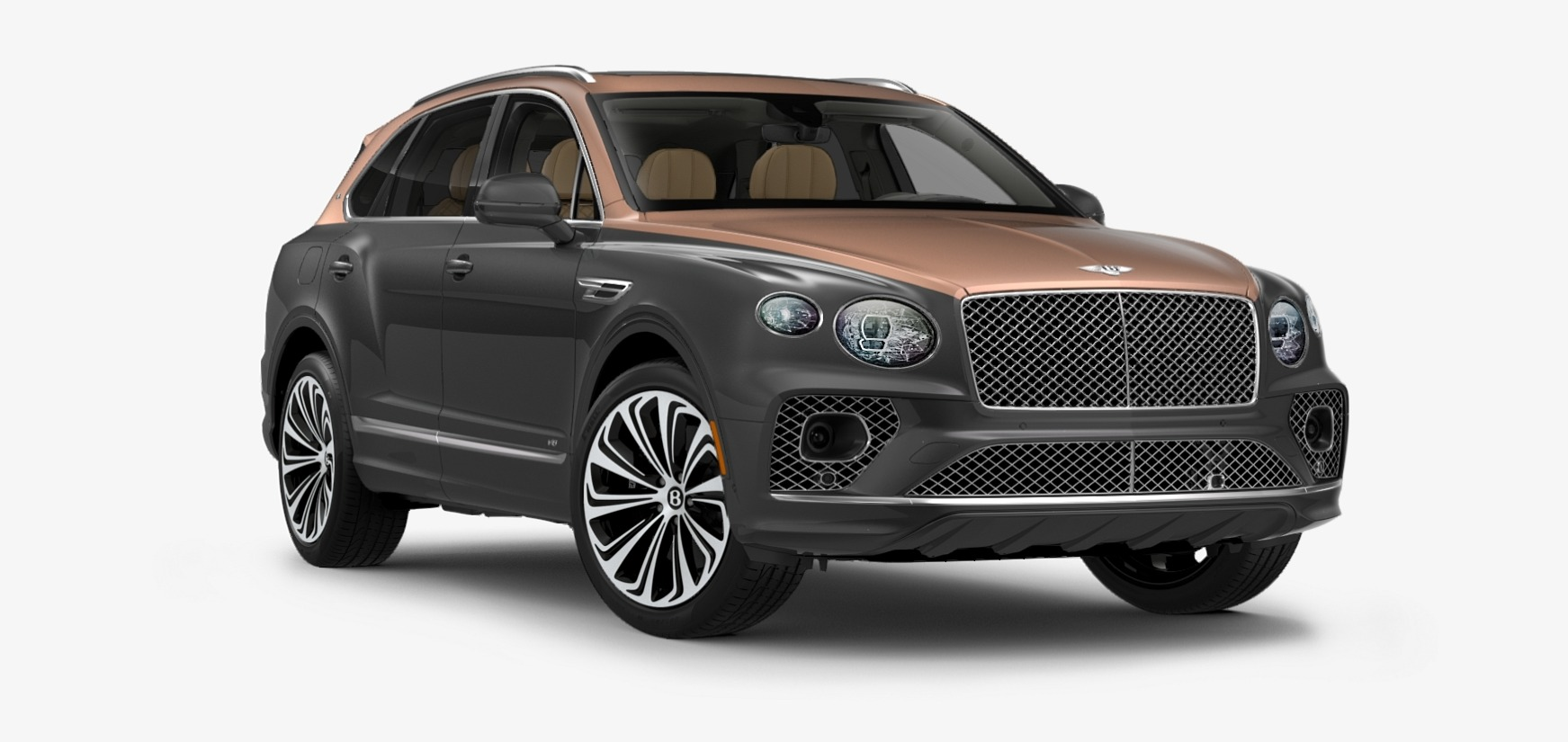 New 2021 Bentley Bentayga V8 First Edition for sale $257,035 at Pagani of Greenwich in Greenwich CT 06830 1