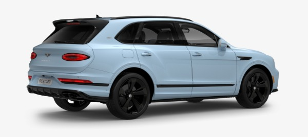 New 2021 Bentley Bentayga V8 First Edition for sale $259,225 at Pagani of Greenwich in Greenwich CT 06830 3