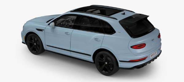 New 2021 Bentley Bentayga V8 First Edition for sale $259,225 at Pagani of Greenwich in Greenwich CT 06830 4