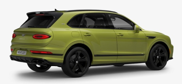 New 2021 Bentley Bentayga V8 First Edition for sale $261,710 at Pagani of Greenwich in Greenwich CT 06830 3