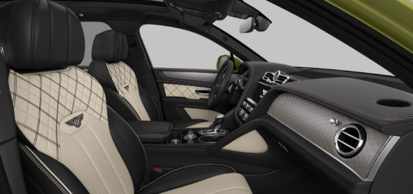 New 2021 Bentley Bentayga V8 First Edition for sale $261,710 at Pagani of Greenwich in Greenwich CT 06830 7