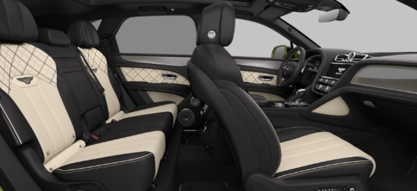 New 2021 Bentley Bentayga V8 First Edition for sale $261,710 at Pagani of Greenwich in Greenwich CT 06830 9