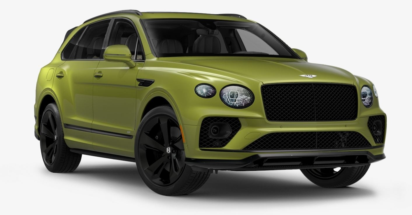New 2021 Bentley Bentayga V8 First Edition for sale $261,710 at Pagani of Greenwich in Greenwich CT 06830 1