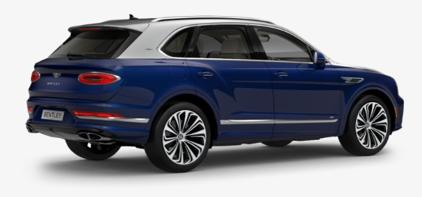 New 2021 Bentley Bentayga V8 First Edition for sale $263,250 at Pagani of Greenwich in Greenwich CT 06830 3