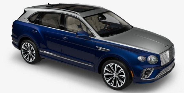 New 2021 Bentley Bentayga V8 First Edition for sale $263,250 at Pagani of Greenwich in Greenwich CT 06830 5