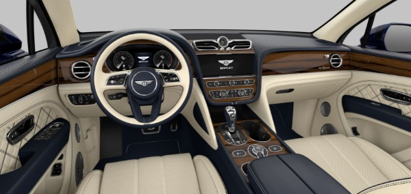 New 2021 Bentley Bentayga V8 First Edition for sale $263,250 at Pagani of Greenwich in Greenwich CT 06830 6