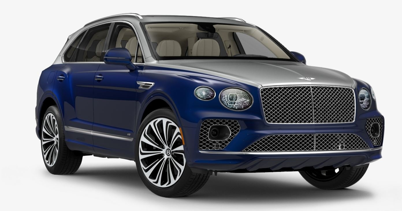 New 2021 Bentley Bentayga V8 First Edition for sale $263,250 at Pagani of Greenwich in Greenwich CT 06830 1