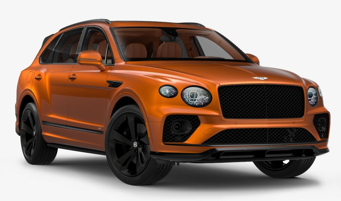 New 2021 Bentley Bentayga V8 First Edition for sale $260,360 at Pagani of Greenwich in Greenwich CT 06830 1