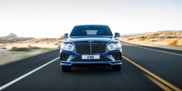 New 2021 Bentley Bentayga Speed for sale Call for price at Pagani of Greenwich in Greenwich CT 06830 2