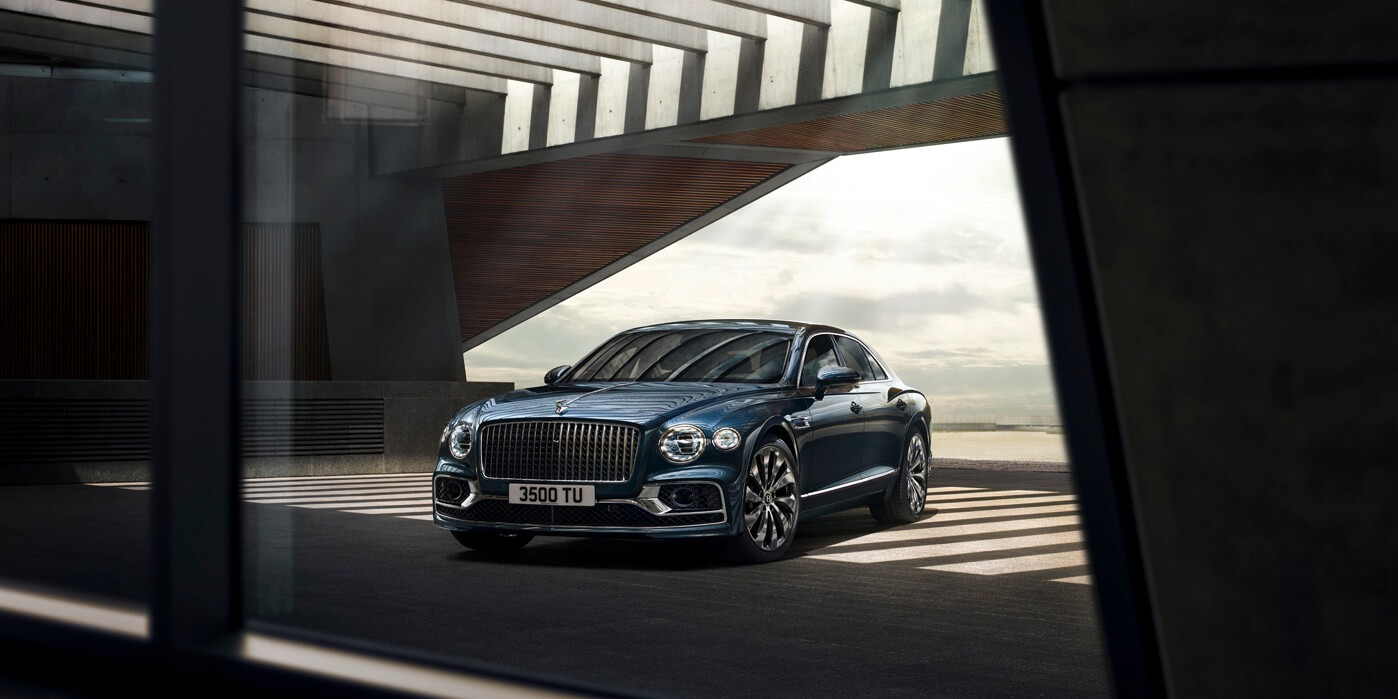 New 2021 Bentley Flying Spur W12 for sale Call for price at Pagani of Greenwich in Greenwich CT 06830 1