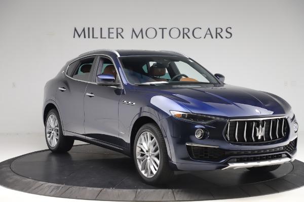 New 2020 Maserati Levante Q4 GranLusso for sale $88,635 at Pagani of Greenwich in Greenwich CT 06830 11