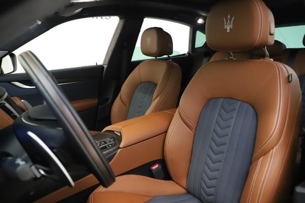 New 2020 Maserati Levante Q4 GranLusso for sale $88,635 at Pagani of Greenwich in Greenwich CT 06830 15