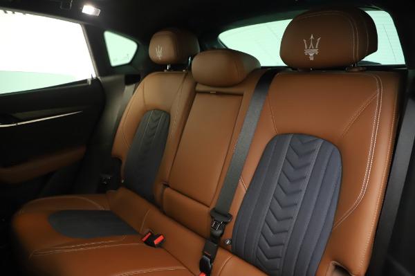 New 2020 Maserati Levante Q4 GranLusso for sale $88,635 at Pagani of Greenwich in Greenwich CT 06830 18