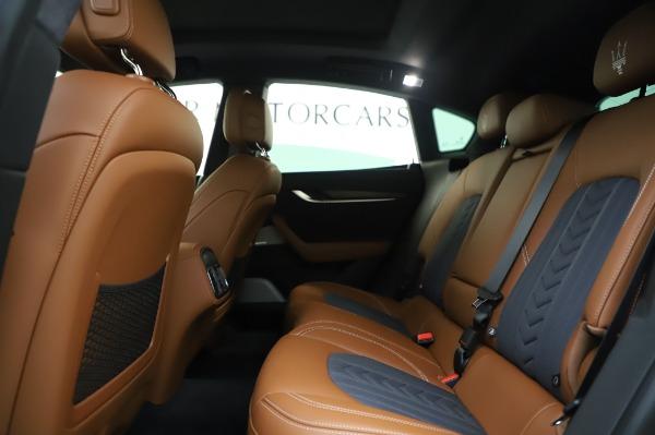 New 2020 Maserati Levante Q4 GranLusso for sale $88,635 at Pagani of Greenwich in Greenwich CT 06830 19