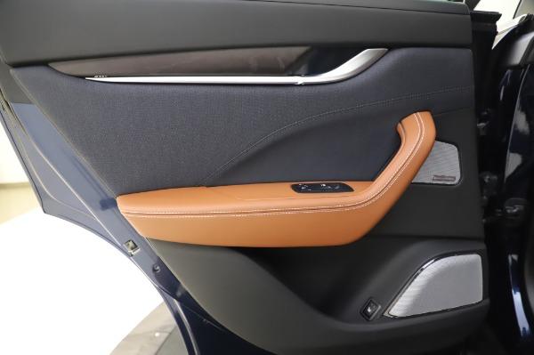 New 2020 Maserati Levante Q4 GranLusso for sale $88,635 at Pagani of Greenwich in Greenwich CT 06830 21