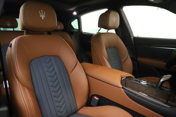 New 2020 Maserati Levante Q4 GranLusso for sale $88,635 at Pagani of Greenwich in Greenwich CT 06830 22