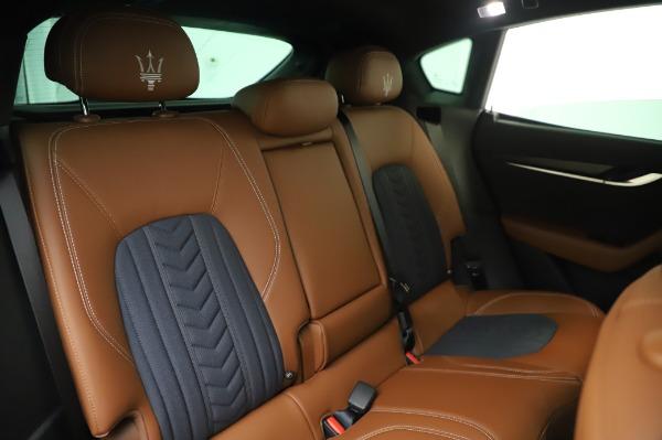 New 2020 Maserati Levante Q4 GranLusso for sale $88,635 at Pagani of Greenwich in Greenwich CT 06830 26
