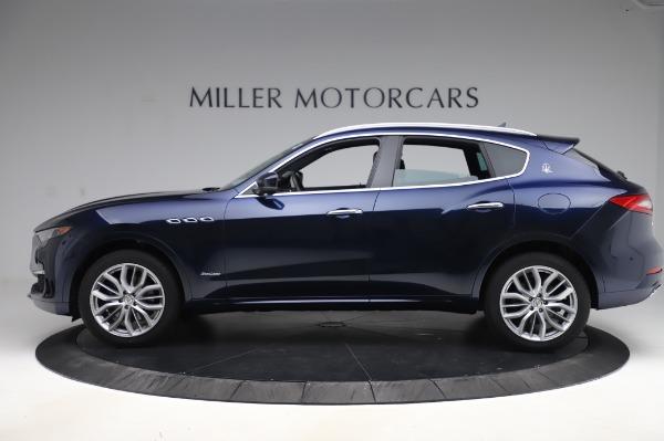 New 2020 Maserati Levante Q4 GranLusso for sale $88,635 at Pagani of Greenwich in Greenwich CT 06830 3