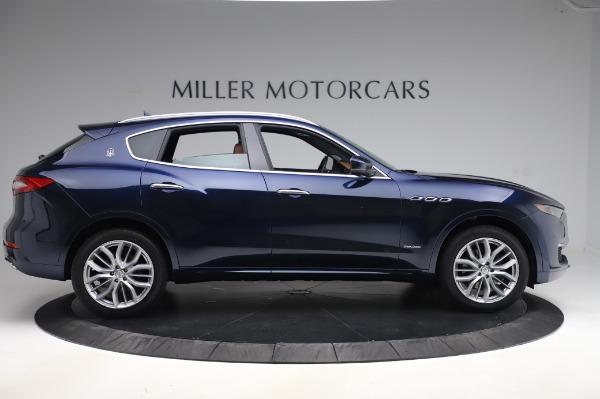 New 2020 Maserati Levante Q4 GranLusso for sale $88,635 at Pagani of Greenwich in Greenwich CT 06830 9
