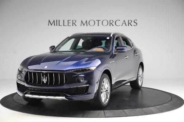 New 2020 Maserati Levante Q4 GranLusso for sale $88,635 at Pagani of Greenwich in Greenwich CT 06830 1