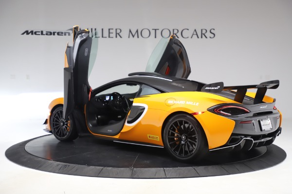 New 2020 McLaren 620R Coupe for sale Call for price at Pagani of Greenwich in Greenwich CT 06830 12