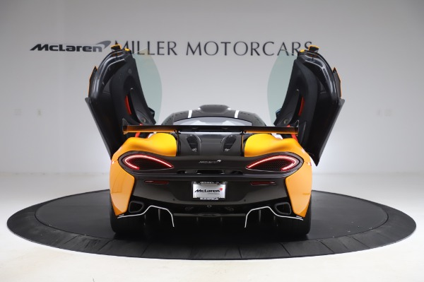 New 2020 McLaren 620R Coupe for sale Call for price at Pagani of Greenwich in Greenwich CT 06830 13