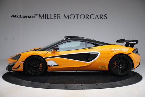 New 2020 McLaren 620R Coupe for sale Call for price at Pagani of Greenwich in Greenwich CT 06830 2