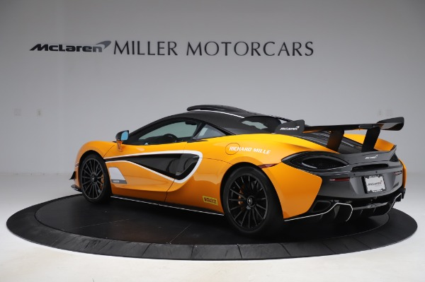 New 2020 McLaren 620R Coupe for sale Call for price at Pagani of Greenwich in Greenwich CT 06830 3