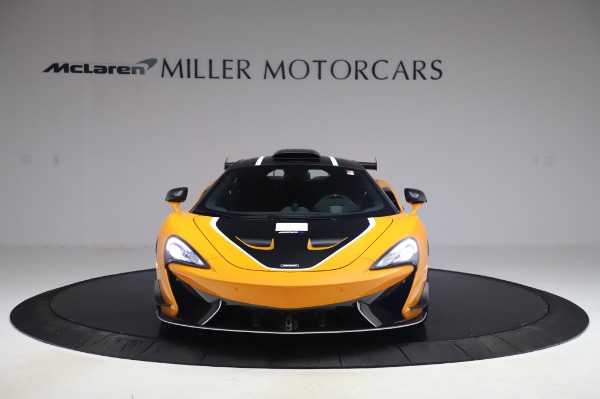 New 2020 McLaren 620R Coupe for sale Call for price at Pagani of Greenwich in Greenwich CT 06830 8