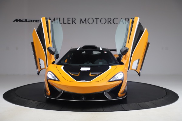 New 2020 McLaren 620R Coupe for sale Call for price at Pagani of Greenwich in Greenwich CT 06830 9