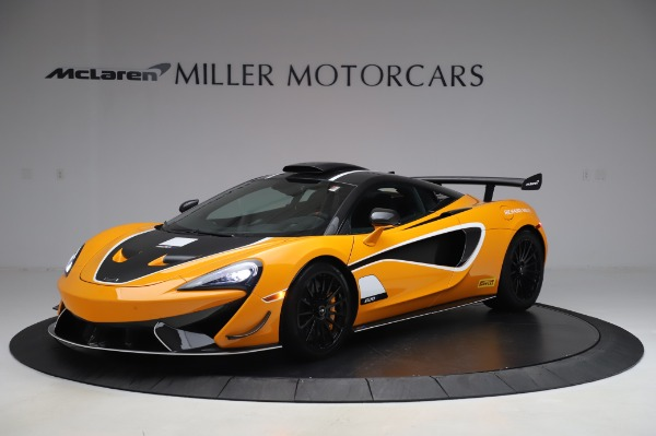 New 2020 McLaren 620R Coupe for sale Call for price at Pagani of Greenwich in Greenwich CT 06830 1