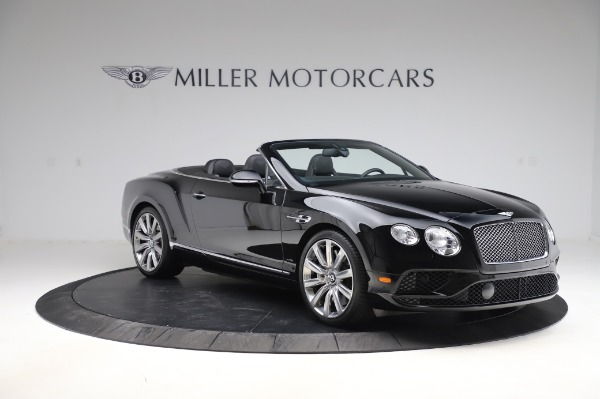 Used 2016 Bentley Continental GTC W12 for sale Call for price at Pagani of Greenwich in Greenwich CT 06830 11
