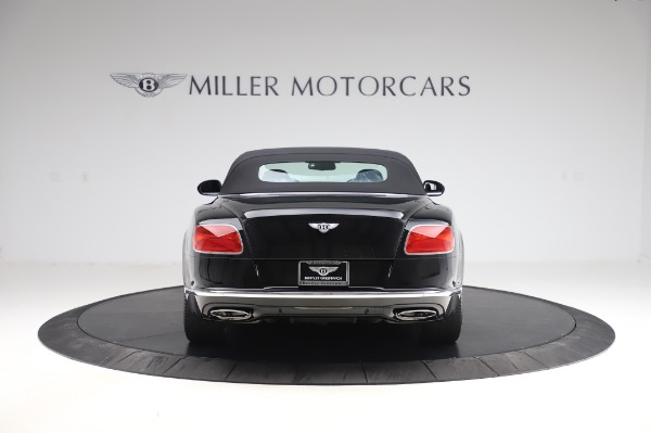 Used 2016 Bentley Continental GTC W12 for sale Call for price at Pagani of Greenwich in Greenwich CT 06830 16