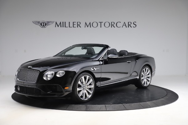 Used 2016 Bentley Continental GTC W12 for sale Call for price at Pagani of Greenwich in Greenwich CT 06830 2