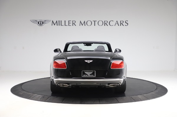 Used 2016 Bentley Continental GTC W12 for sale Call for price at Pagani of Greenwich in Greenwich CT 06830 6