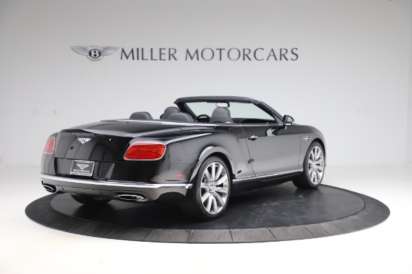 Used 2016 Bentley Continental GTC W12 for sale Call for price at Pagani of Greenwich in Greenwich CT 06830 8