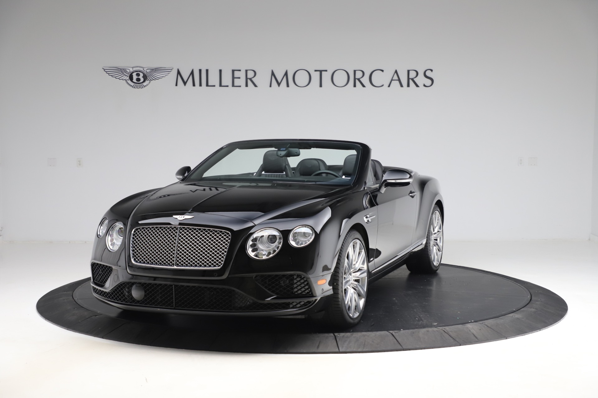 Used 2016 Bentley Continental GTC W12 for sale Call for price at Pagani of Greenwich in Greenwich CT 06830 1